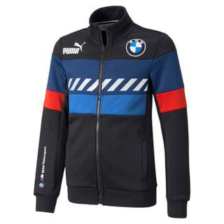 Изображение Puma Детская олимпийка BMW M Motorsport SDS Youth Track Jacket