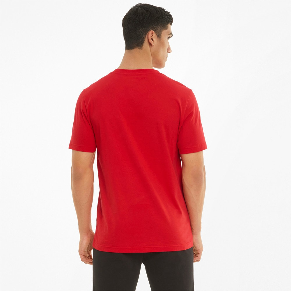 Изображение Puma Футболка Scuderia Ferrari Race Big Shield Tonal Men's Tee #2