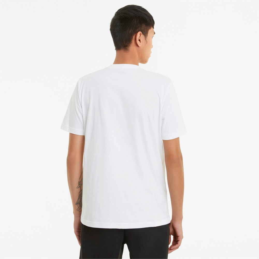 Зображення Puma Футболка Scuderia Ferrari Race Big Shield Tonal Men's Tee #2