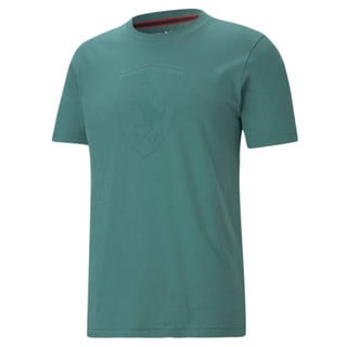Изображение Puma Футболка Scuderia Ferrari Race Big Shield Tonal Men's Tee