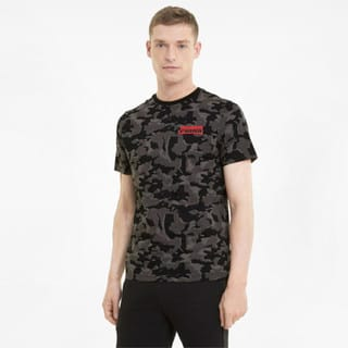 Image PUMA Camiseta Camo Printed Masculina