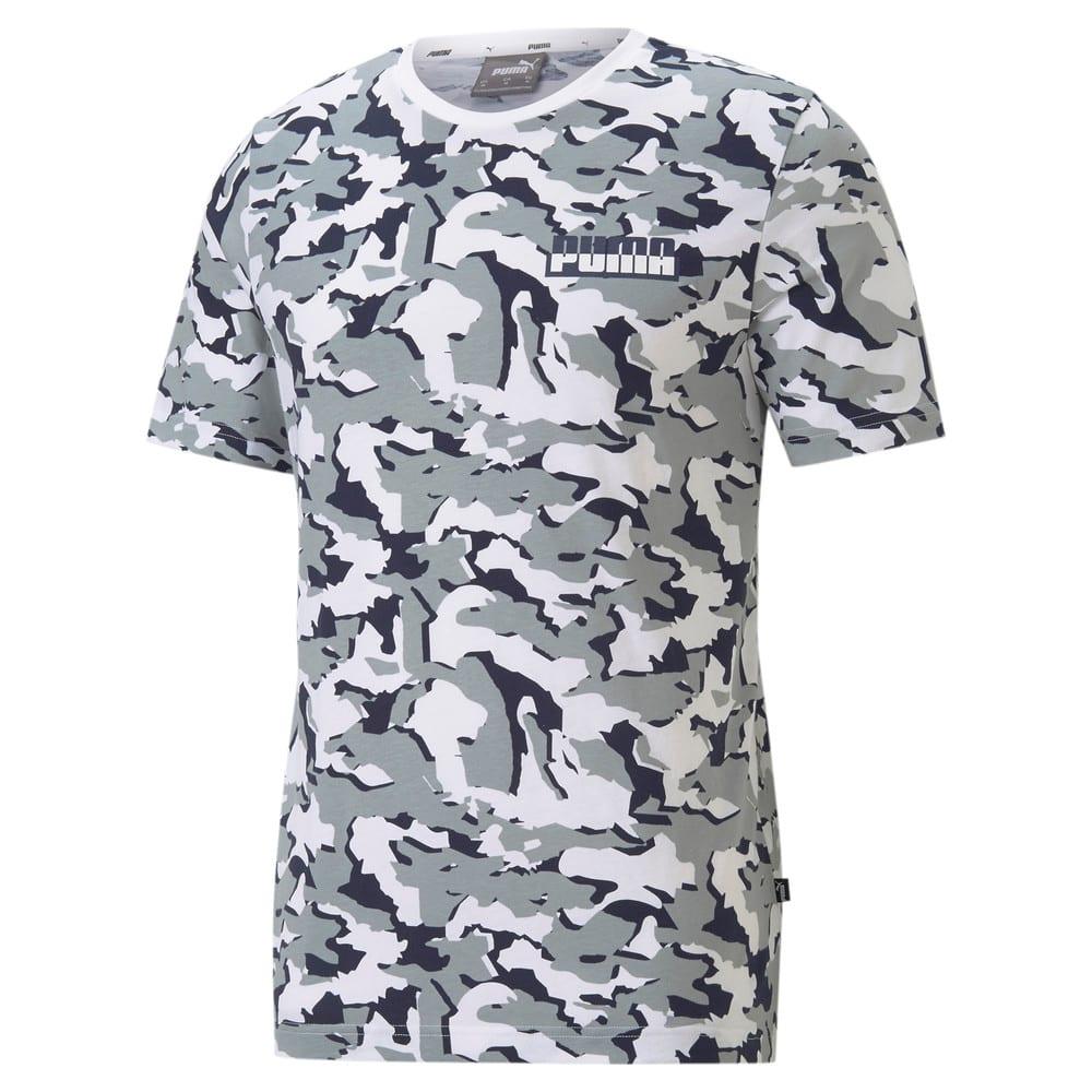 Image PUMA Camiseta Camo Printed Masculina #1