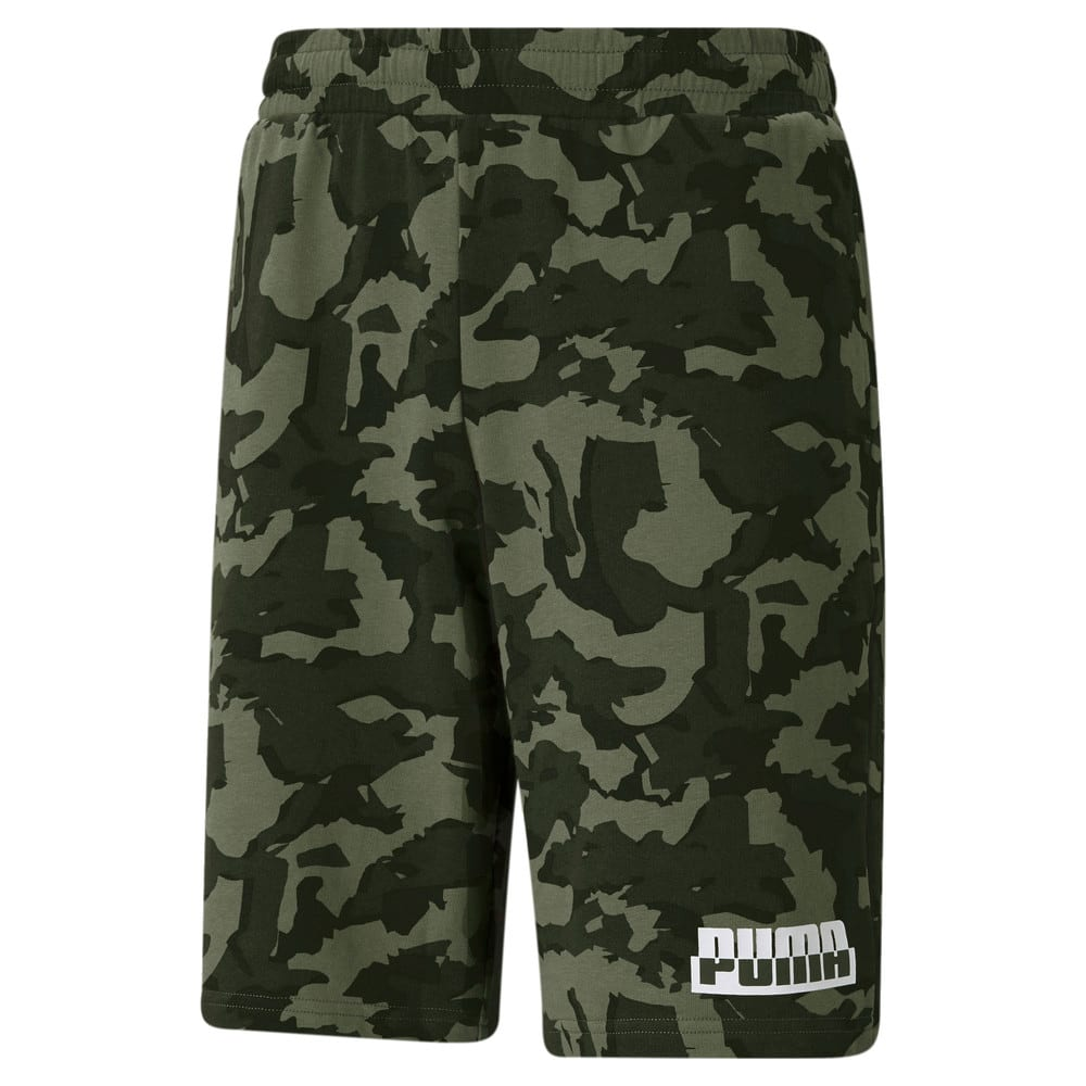 Image PUMA Shorts Camo Printed Masculino #1