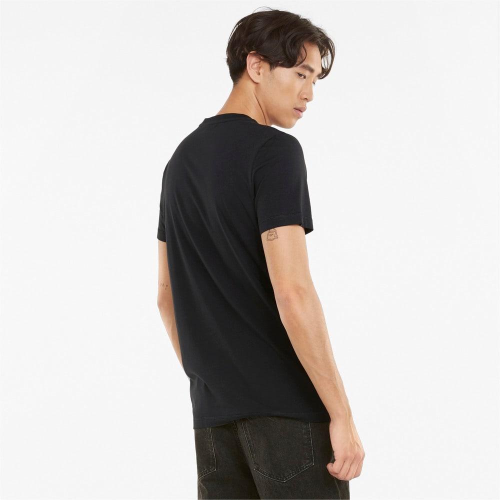 Зображення Puma Футболка Classics Men's Slim Tee #2: Puma Black