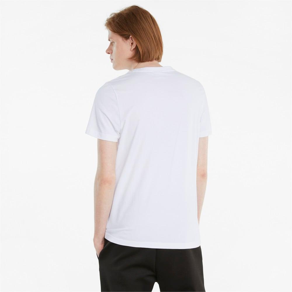 Изображение Puma Футболка Classics Men's Slim Tee #2: Puma White