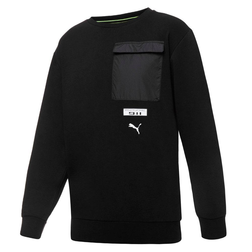 Зображення Puma Толстовка Porsche Legacy FTL Men's Crew Neck Sweater #1