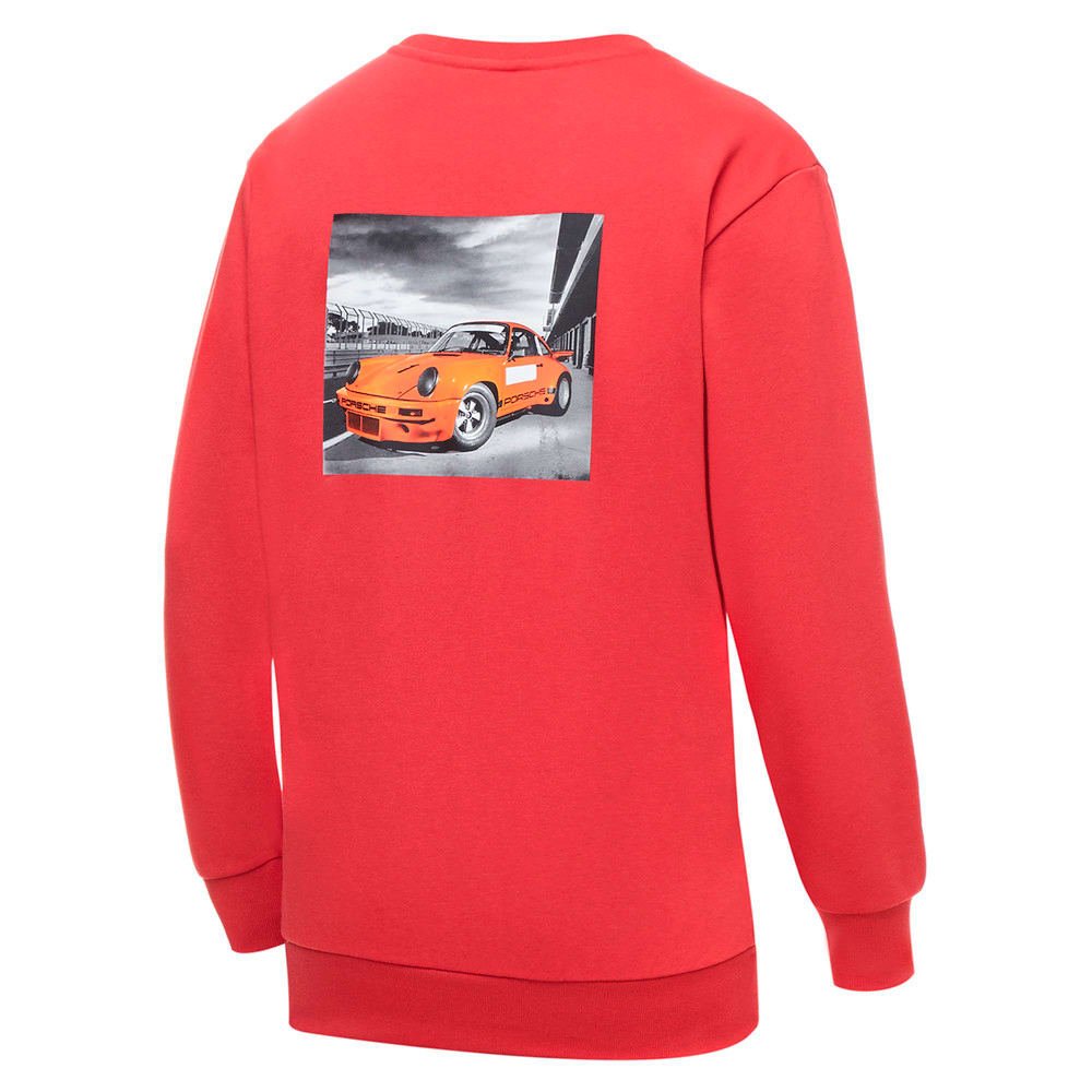 Изображение Puma Толстовка Porsche Legacy FTL Men's Crew Neck Sweater #2