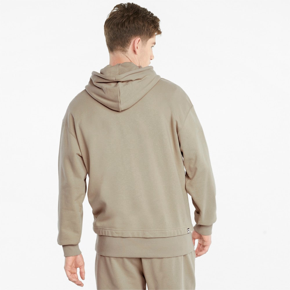 Image Puma Downtown Graphic French Terry Men's Hoodie #2