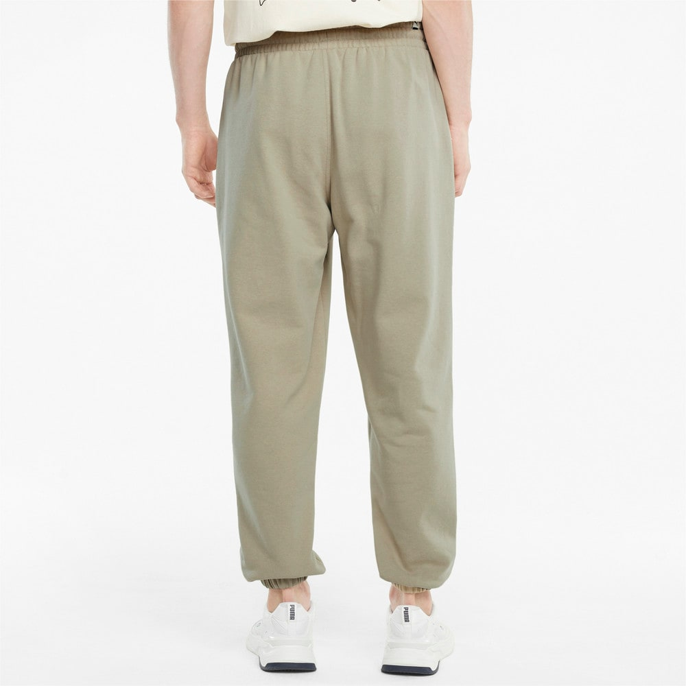 Image Puma Downtown French Terry Men's Sweatpants #2