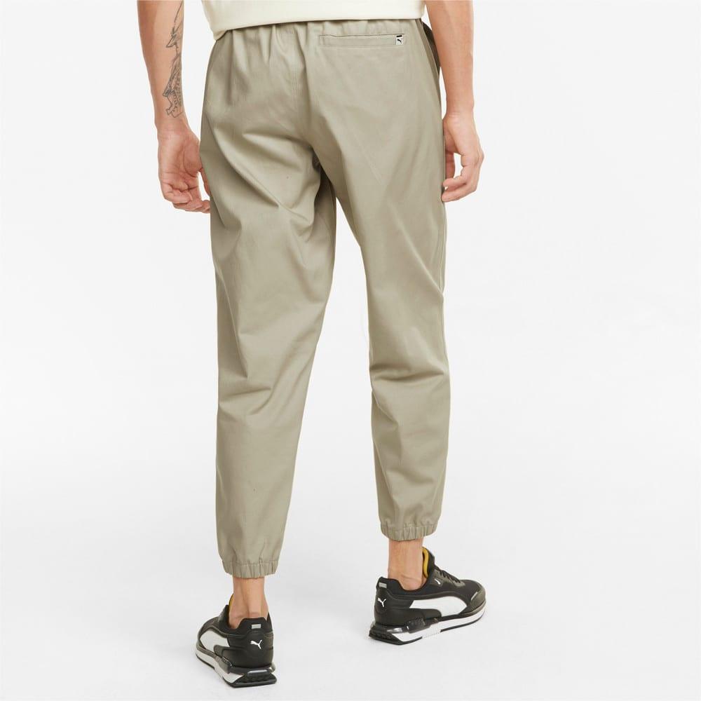 Зображення Puma Штани Downtown Twill Men's Pants #2: Spray Green
