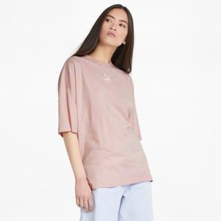Görüntü Puma CLASSICS Geniş Kesim Kadın T-shirt