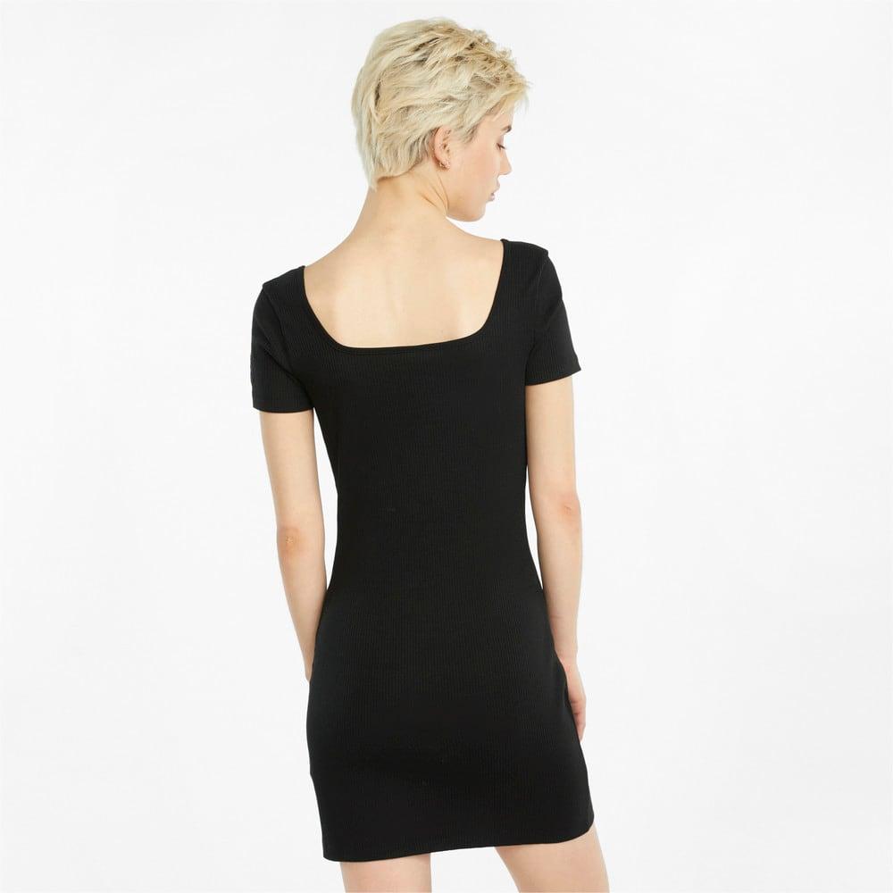 Изображение Puma Платье Classics Ribbed Women's Dress #2