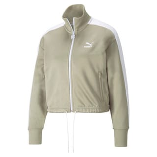 Изображение Puma Олимпийка Iconic T7 Cropped PT Women's Jacket