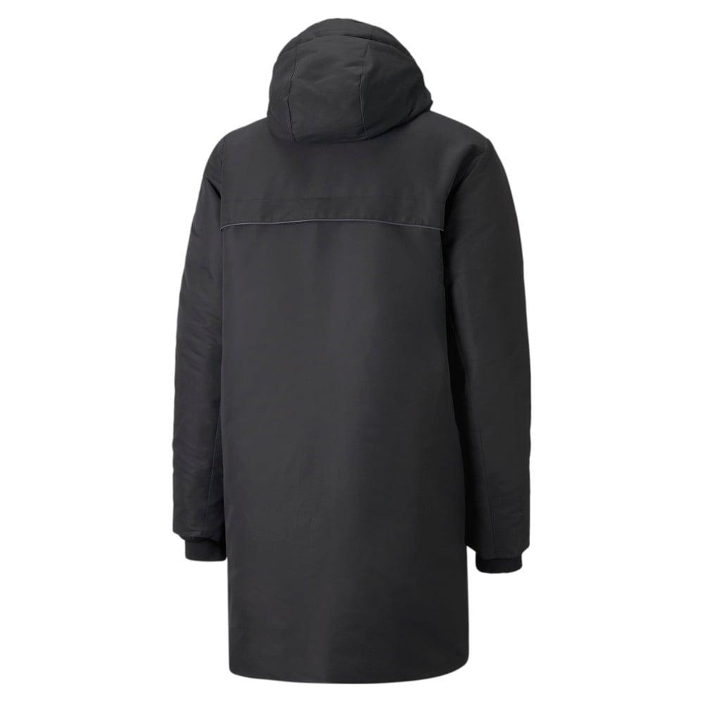 Зображення Puma Куртка Scuderia Ferrari Race Padded Men's Jacket #2: Puma Black