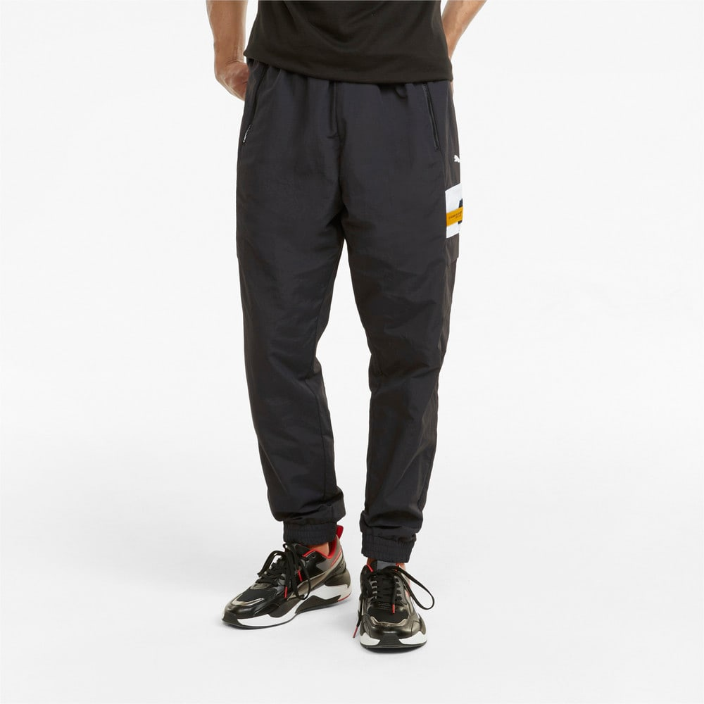 Image Puma Scuderia Ferrari Race Statement Woven Men's Pants #1