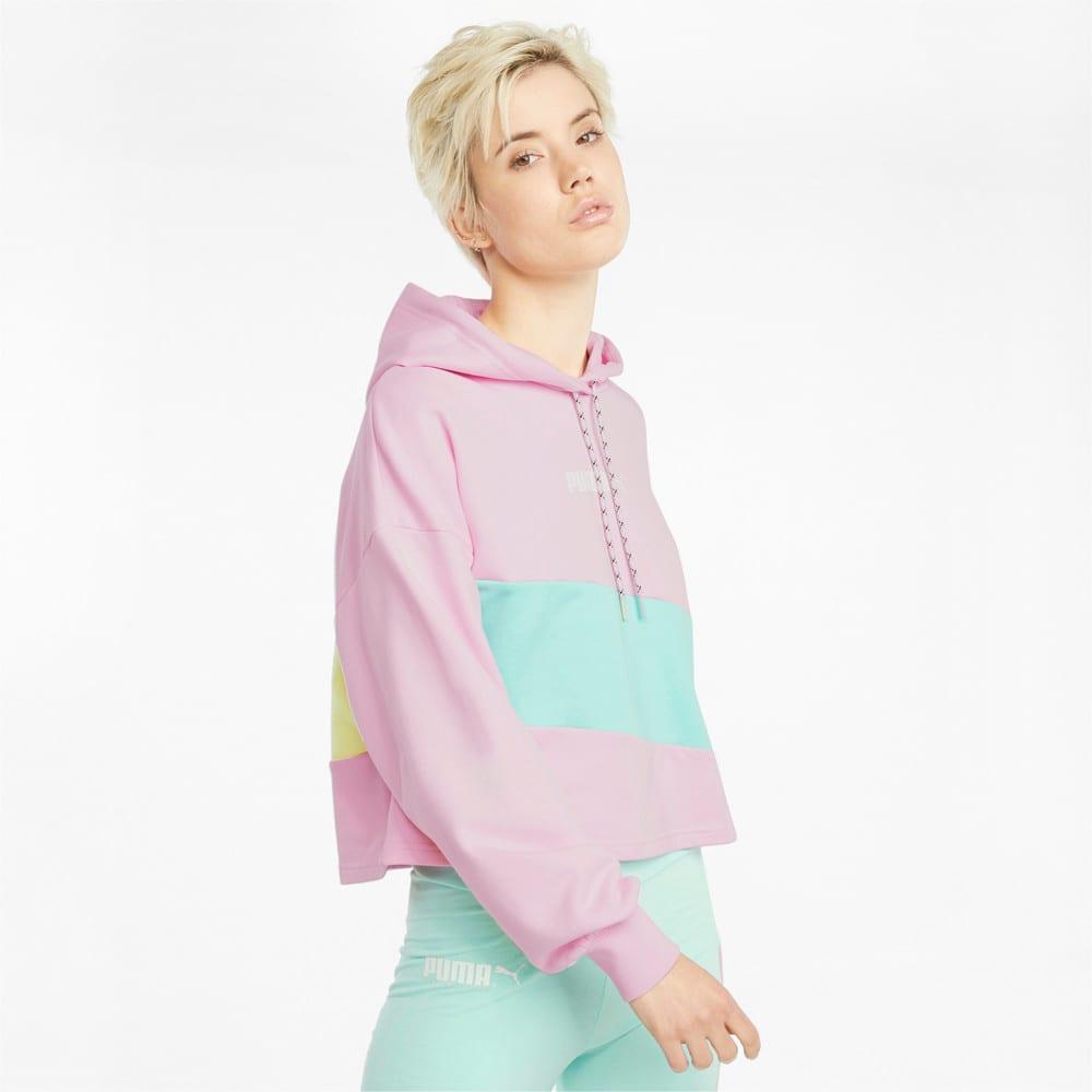 Изображение Puma Толстовка PUMA International Women's Hoodie #1: pink lady