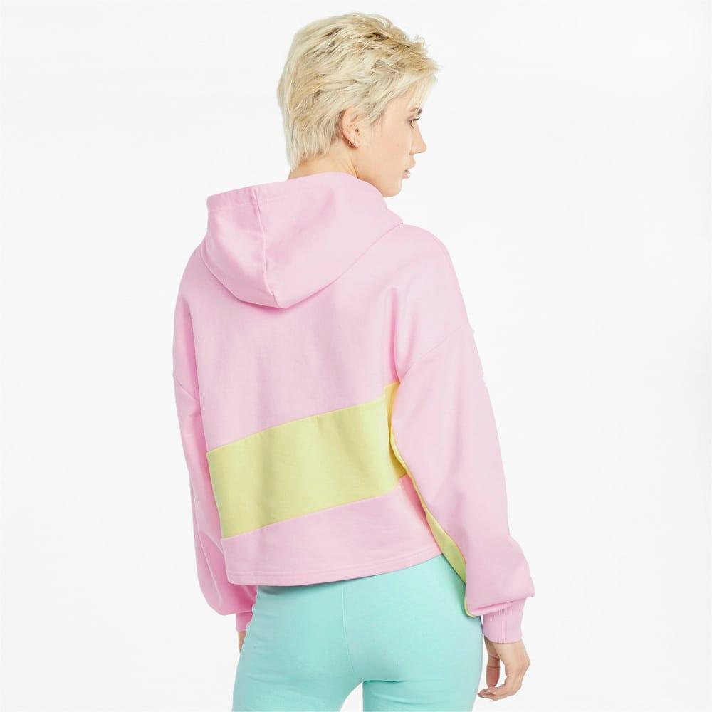 Изображение Puma Толстовка PUMA International Women's Hoodie #2: pink lady