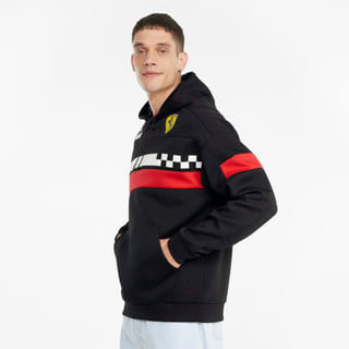 Imagen PUMA Polerón con capucha para hombre Scuderia Ferrari Race SDS