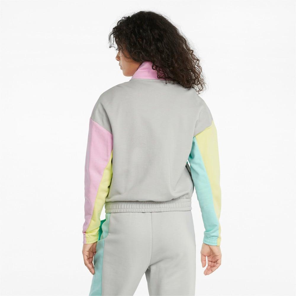 Изображение Puma Олимпийка PUMA International Women's Track Jacket #2: Gray Violet