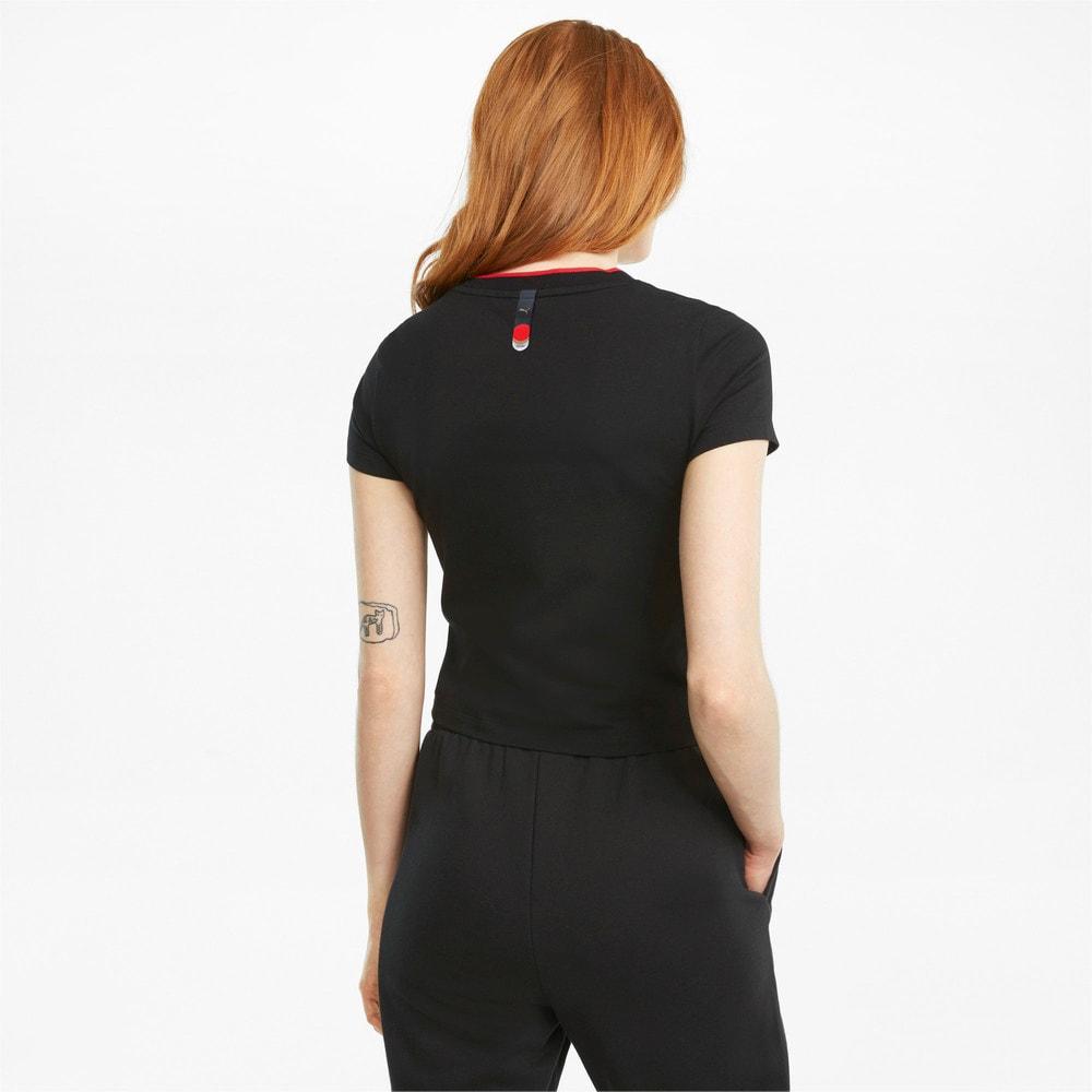 Image PUMA Camiseta AS Fitted Feminina #2