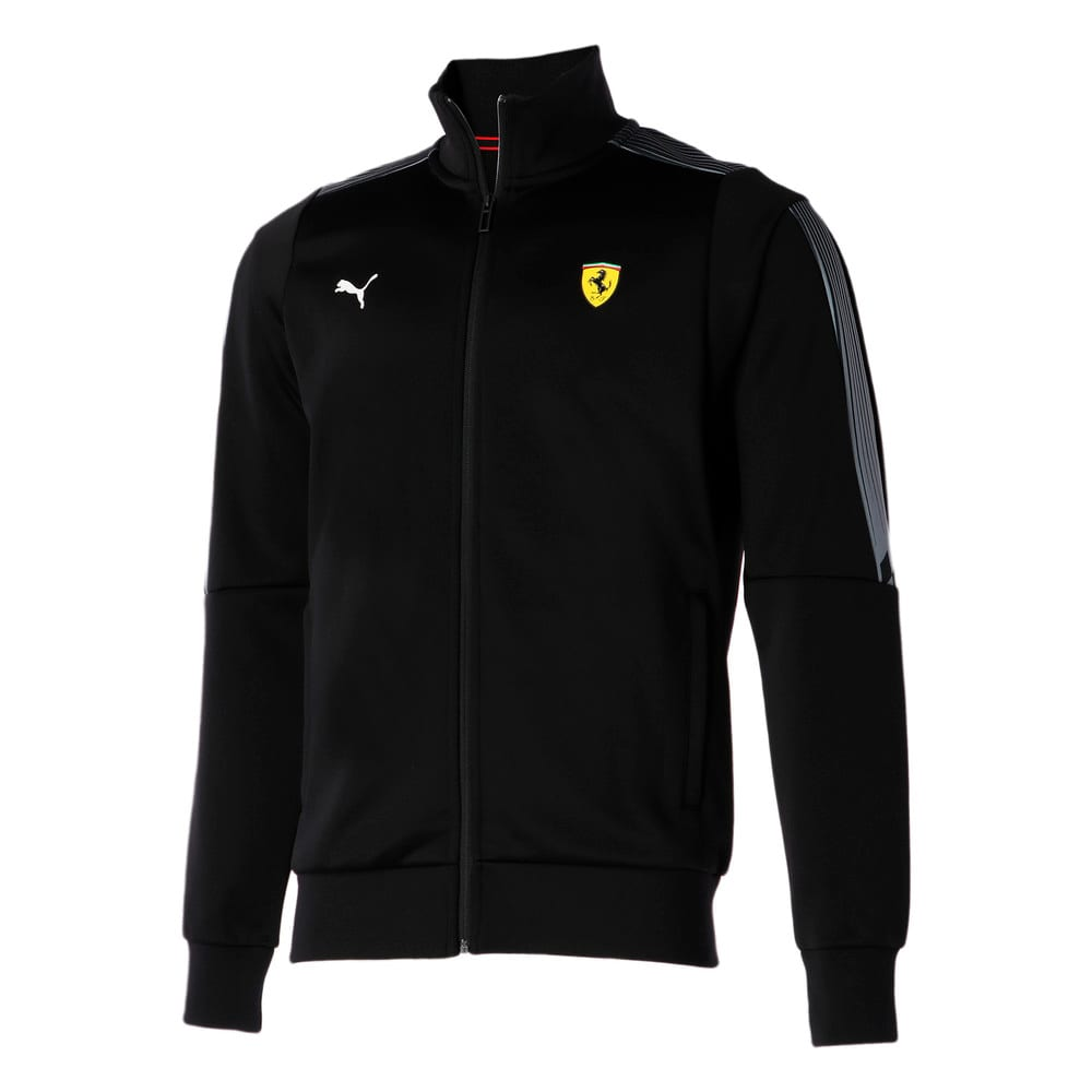 Imagen PUMA Chaqueta deportiva para hombre T7 Scuderia Ferrari Race #1