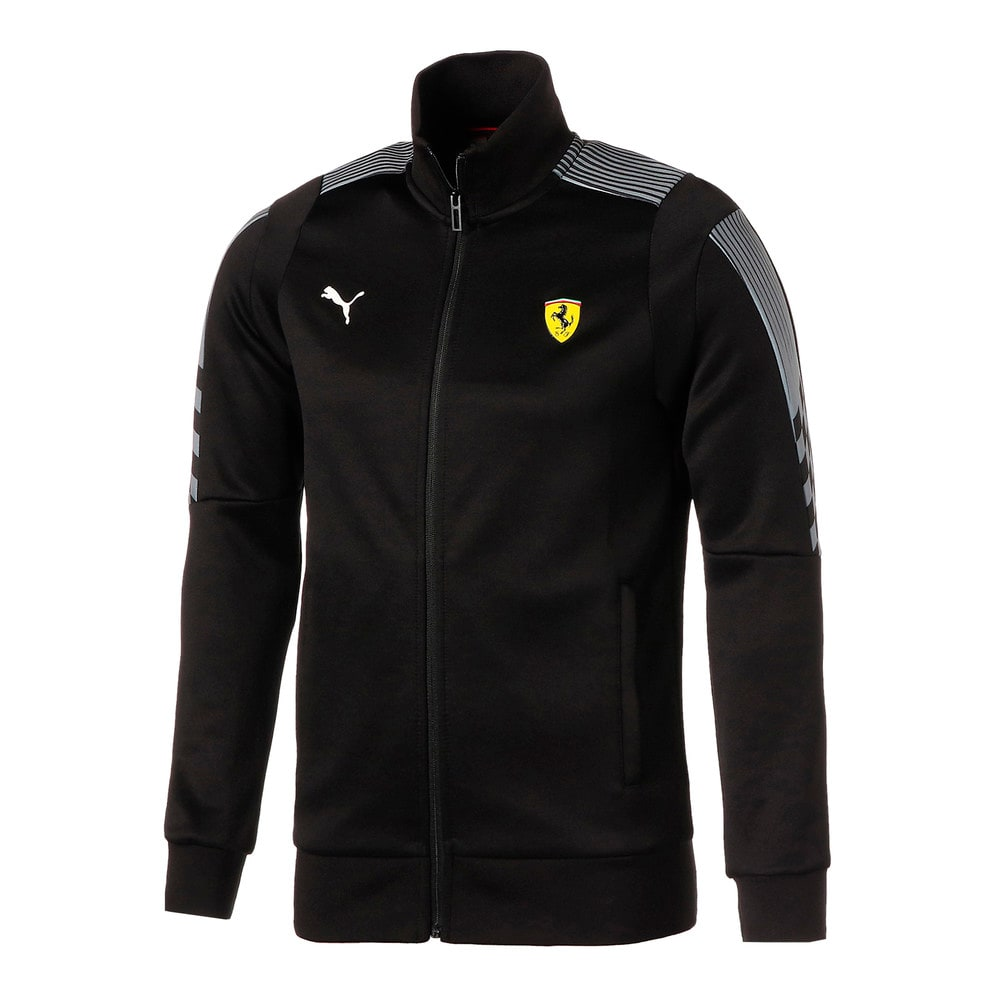 Изображение Puma Олимпийка Scuderia Ferrari Race T7 Men's Track Jacket #1