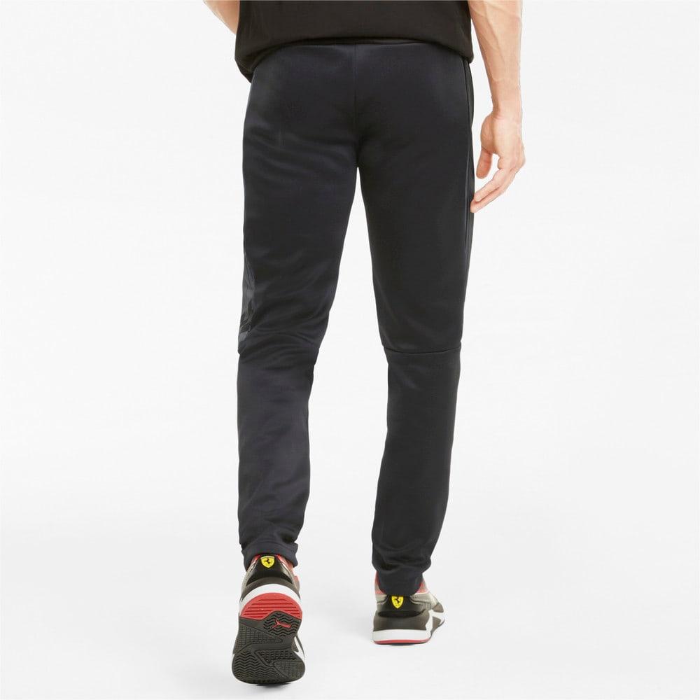 Зображення Puma Штани Scuderia Ferrari Race T7 Men's Track Pants #2: Puma Black