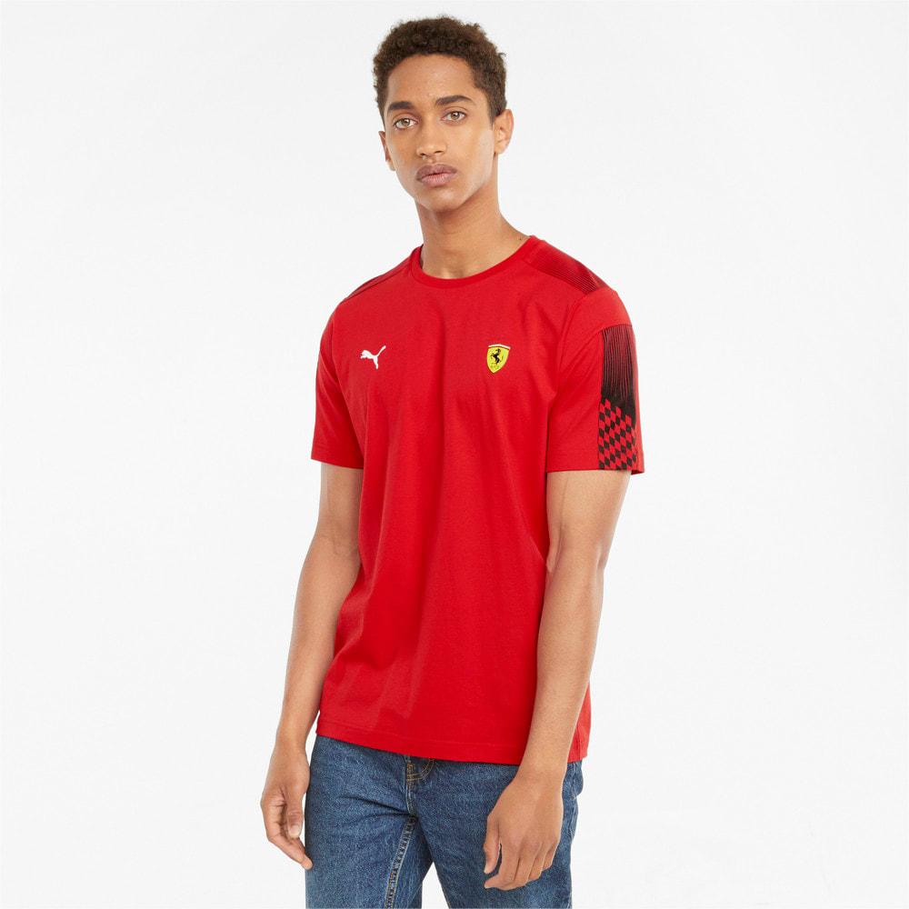 Imagen PUMA Polera para hombre T7 Scuderia Ferrari Race #1