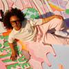Изображение Puma Футболка Downtown Graphic Women's Tee #3: Ivory Glow