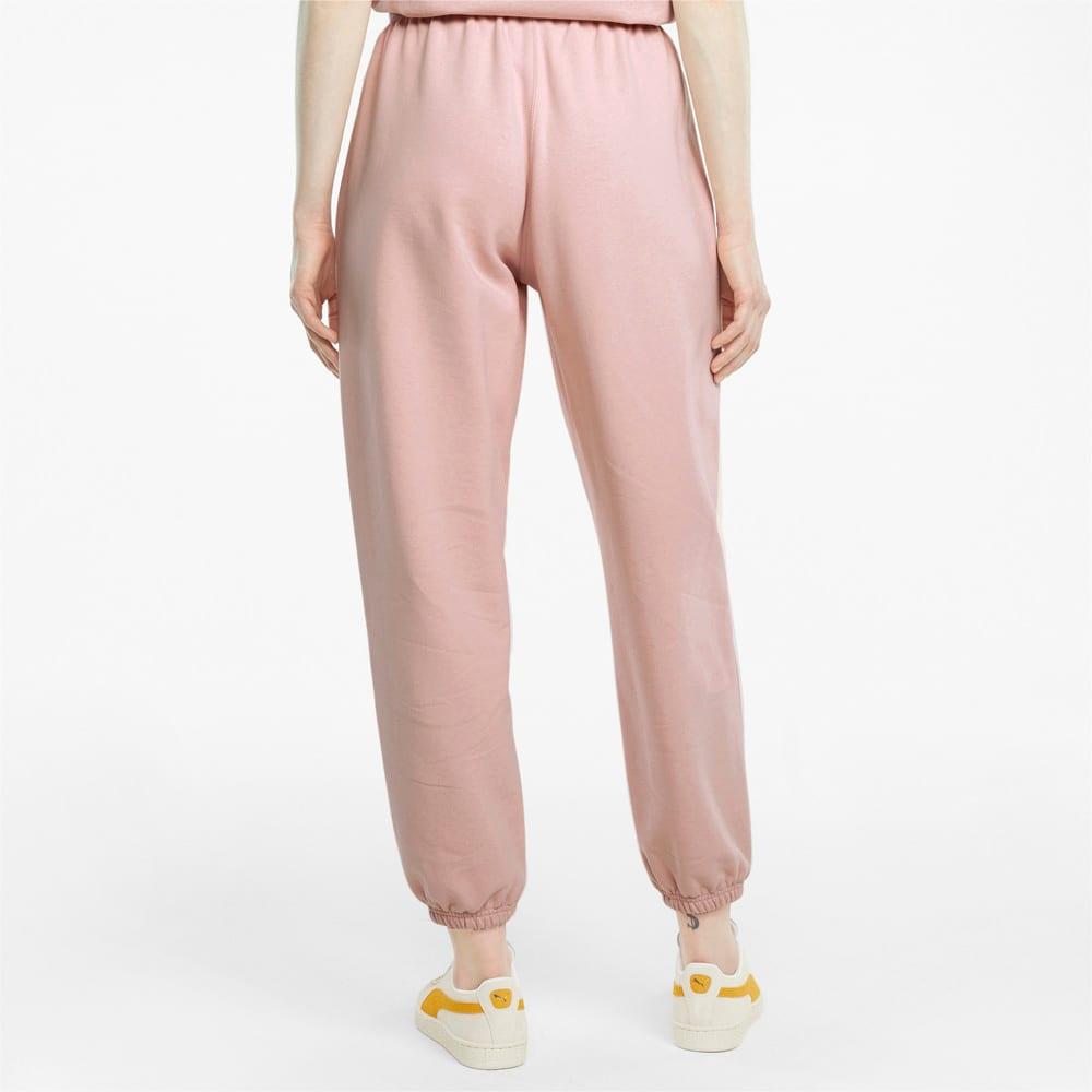Зображення Puma Штани Downtown Women's Sweatpants #2: Lotus
