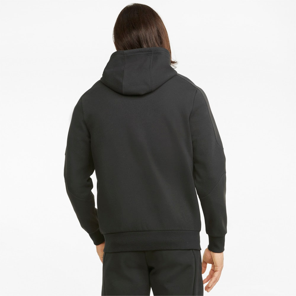 Зображення Puma Толстовка Scuderia Ferrari Race Hooded Men's Sweat Jacket #2: Puma Black