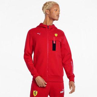Изображение Puma Куртка Scuderia Ferrari Race Hooded Men's Sweat Jacket