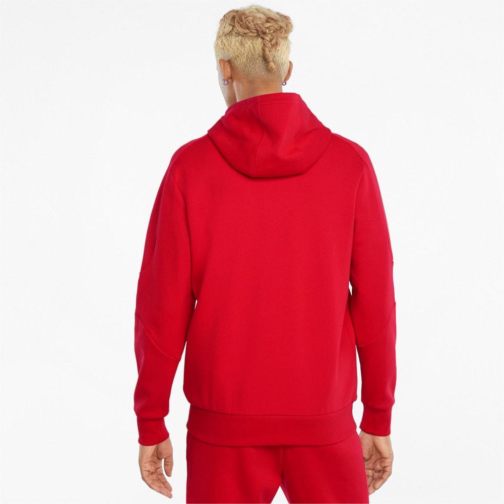 Изображение Puma Куртка Scuderia Ferrari Race Hooded Men's Sweat Jacket #2: rosso corsa