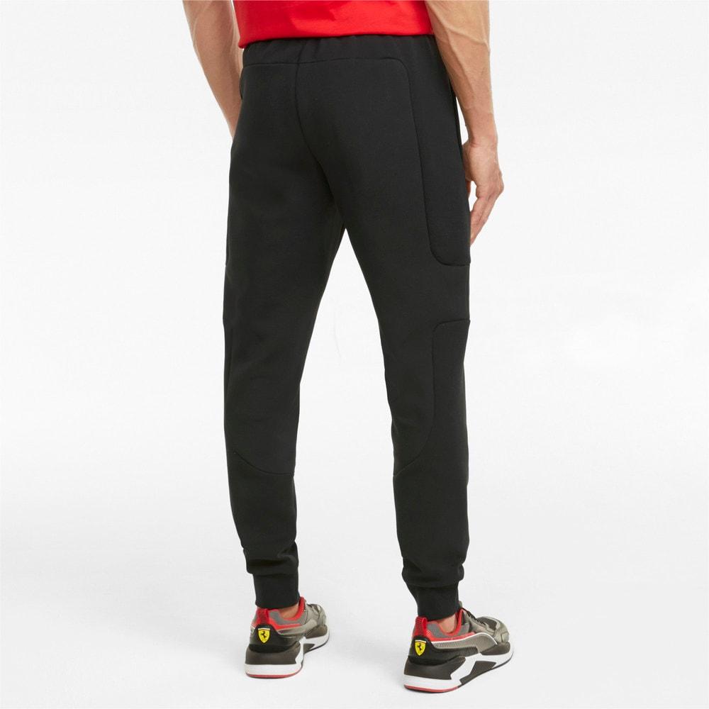 Изображение Puma Штаны Scuderia Ferrari Race Men's Sweatpants #2: Puma Black