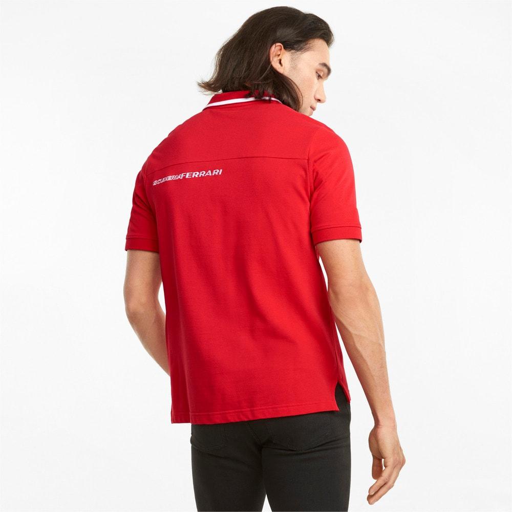 Image PUMA Camisa Polo Scuderia Ferrari Race Masculina #2