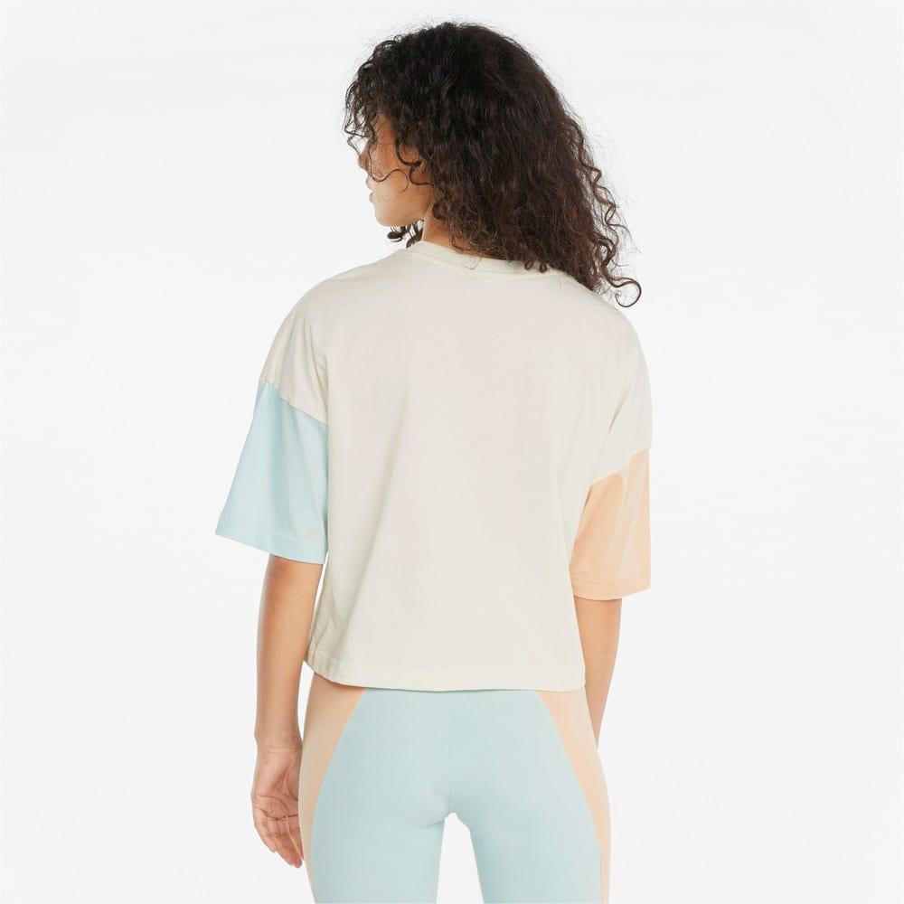 Görüntü Puma CLSX BOYFRIEND Kadın T-shirt #2