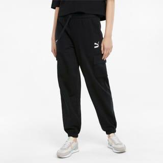 Изображение Puma Штаны CLSX Cargo Women's Sweatpants