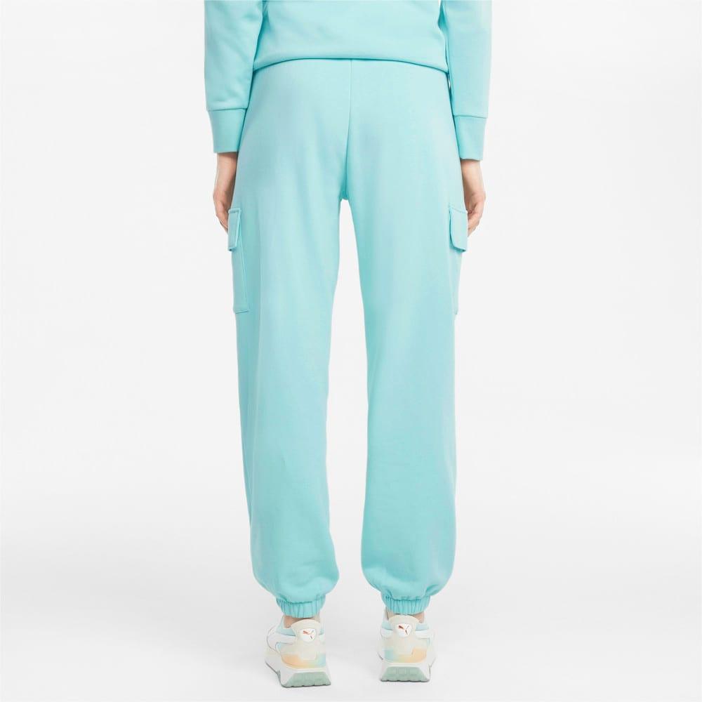 Image Puma CLSX Cargo Women's Sweatpants #2