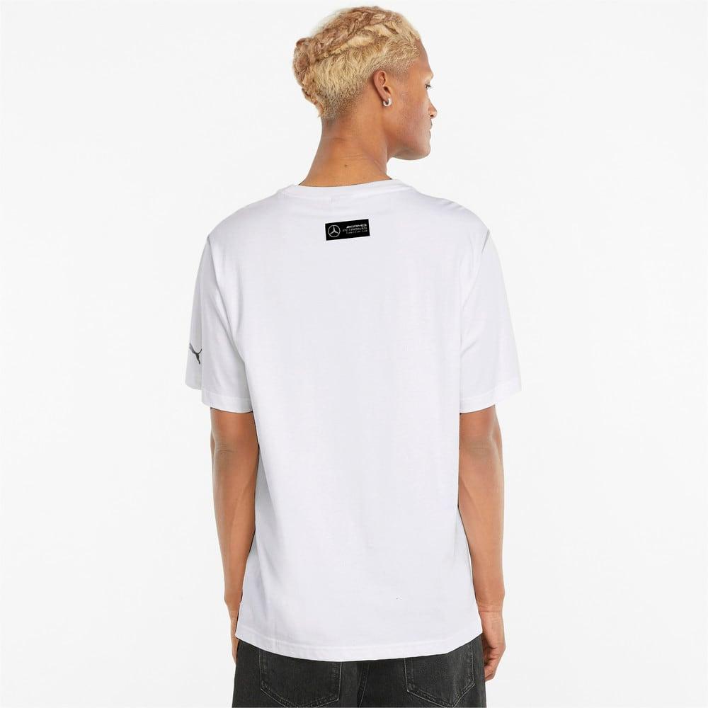 Image PUMA Camiseta Mercedes F1 Street Graphic Masculina #2