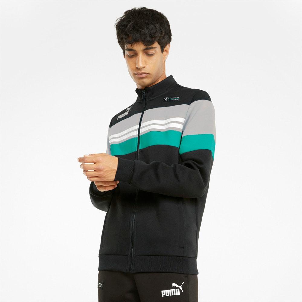 Image Puma Mercedes F1 SDS Men's  Jacket #1