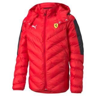 Изображение Puma Детская куртка Scuderia Ferrari Race T7 Youth Jacket