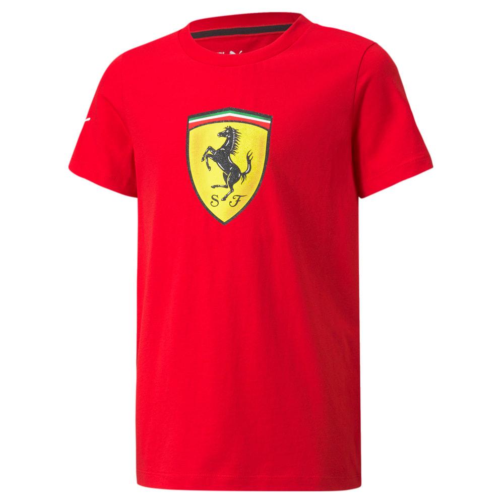 Image Puma Scuderia Ferrari Race Big Youth Tee #1