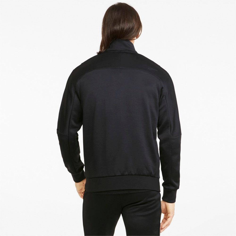 Изображение Puma Олимпийка Scuderia Ferrari Style T7 Men's Track Jacket #2: Puma Black