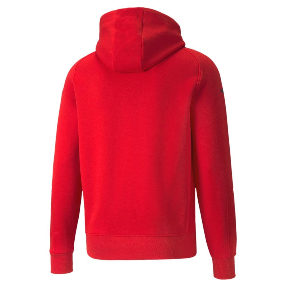 Зображення Puma Толстовка Scuderia Ferrari Style Hooded Men's Sweat Jacket #2: rosso corsa