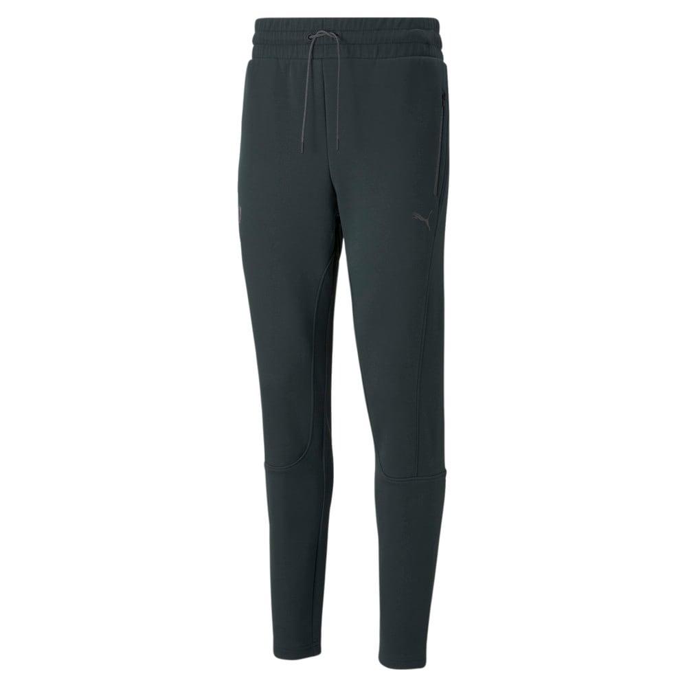 Зображення Puma Штани Scuderia Ferrari Style Men's Sweatpants #1: Midnight Green