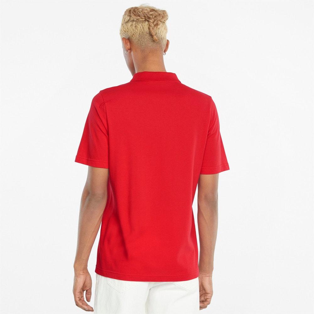 Изображение Puma Поло Scuderia Ferrari Style Men's Polo Shirt #2