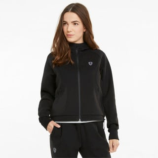 Зображення Puma Толстовка Scuderia Ferrari Style Hooded Women's Sweat Jacket