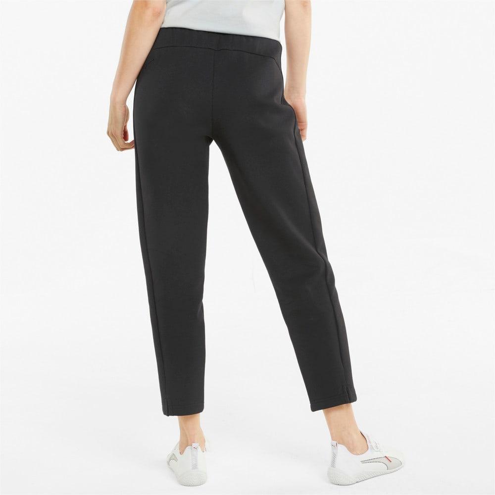 Изображение Puma Штаны Scuderia Ferrari Style Women's Sweatpants #2: Puma Black