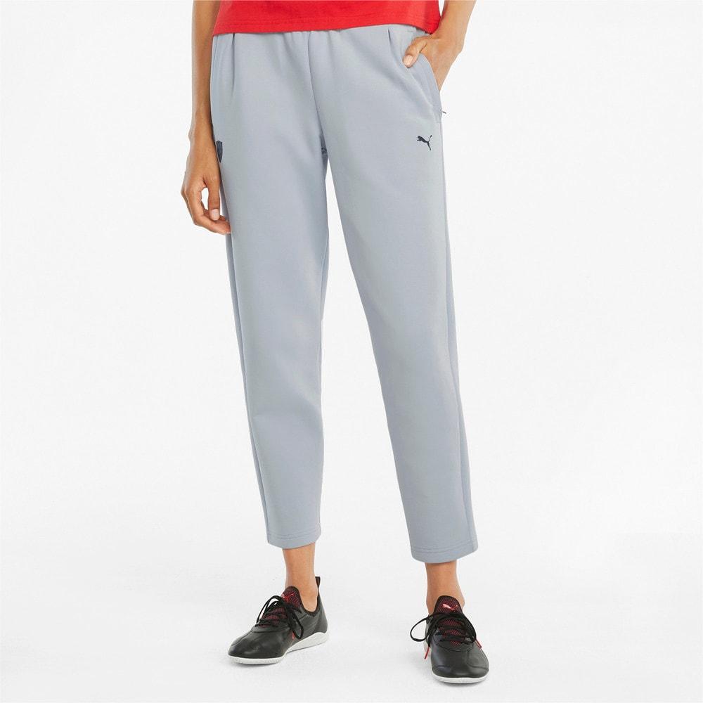 Зображення Puma Штани Scuderia Ferrari Style Women's Sweatpants #1: Glacial Blue