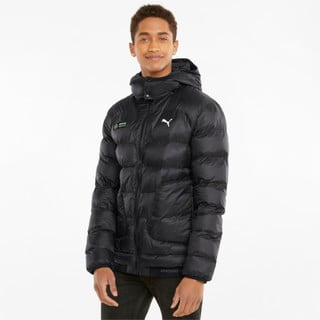 Изображение Puma Куртка Mercedes F1 Ready to React EcoLite Men's Jacket